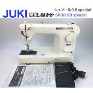 Juki Professional Sewing Machines Shupur 98 Special Spur 98Special $1410.71