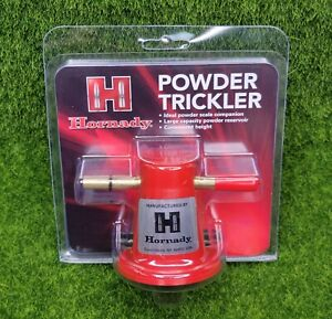 Hornady Wide Stable Base Easy to Clean Powder Trickler 050100 $19.26