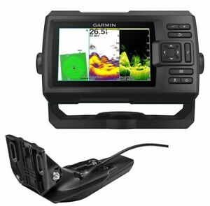 Garmin STRIKER Vivid 5cv Fish Finder GPS Combo W GT20 TM Transducer 010 02551 00 $299.99