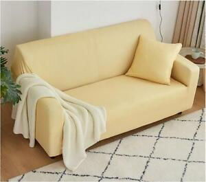 Loveseat Slipcover Armchair Cover Furniture Protector Machine Washable Sofa Case