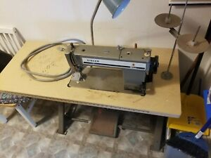 Heavy Duty High Speed Industrial Singer Professional Sewing Machine 591D300A $750.00