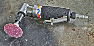 Ingersoll Rand1 4quot; Heavy Duty Angle Die Grinder Cut Grind Polish $72.00