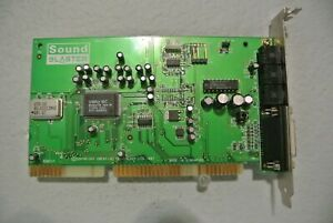 Creative Sound Blaster 16 VIBRA 16C CT4180 4180 PC ISA Sound Card W GAMEPORT $21.95