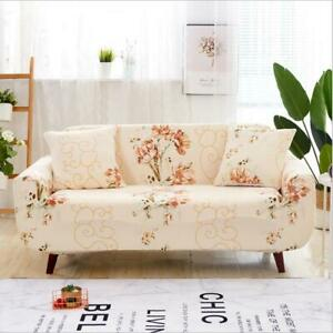 Stretch Sofa Cover Elastic Funda Sofa Case Floral Armchairs Sectional Cover New