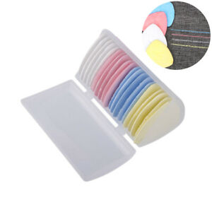 Tailors Chalk Triangle Erasable Fabric Tailors Chalk Markers Sewing Fabric Chalk $4.35