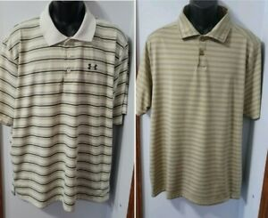 Two XL Under Armour Polo Shirts Mens XL $40.00