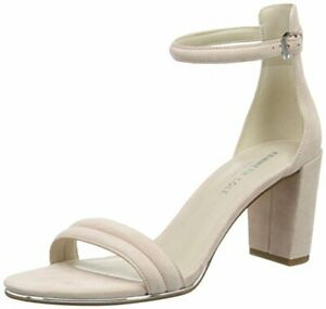 Kenneth Cole New York Womens KL05494SU Suede Open Toe Casual Rose Size 9.5 $12.00