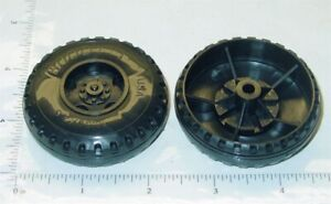 Buddy L Plastic Replacement Wheel Tire Toy Part BLP 018 1 $10.00