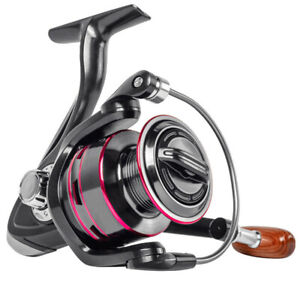Fishing Reel Spinning Reels Ball Bearing Fresh Saltwater Lure Left or Right Hand