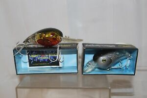 Lot of 2 light N Strike lures Cobra Firefly Tiger Silver Ghost