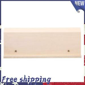 DIY Improved Sewing Wood Leather Clamp Horizontal Leather Retaining Clip $26.18