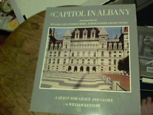 The Capitol in Albany by Stephen Shore Dan Weaks William Clift and Judith Turn $4.99