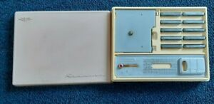 Vintage Sears Kenmore Sewing Machine Accessories Box Cams Buttonholer Attachment $20.00