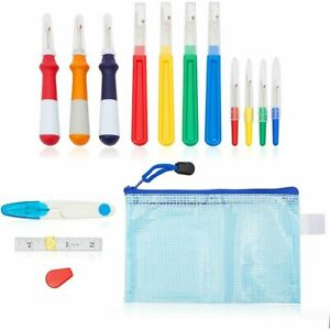 Seam Rippers and Sewing Tools Thread Remover Kit 15 Pieces $9.37