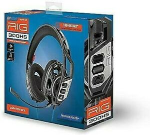 Plantronics Rig 300 HS FOR PS4 AND PS5 TESTED and WORKING $33.50