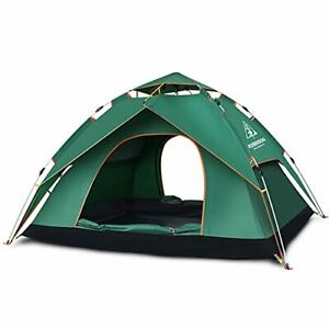 Robinson Family Outdoor Camping Tent Durable Waterproof Camping Tents Easy
