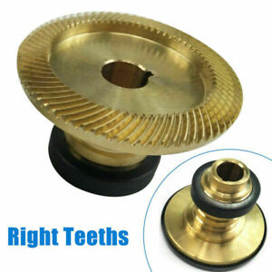 High Quality Brass Mill Gear Right Die Tooth For Bridgeport Milling Machine $34.10