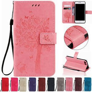 Magnetic Leather Wallet Stand Flip Case For iPhone 12 Pro Max 11 X XS XR 8 7 6 $7.96