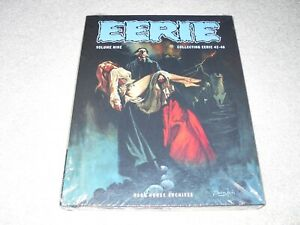 Eerie Archives Volume 9 Hardcover Book Dark Horse Archives Sealed $24.95