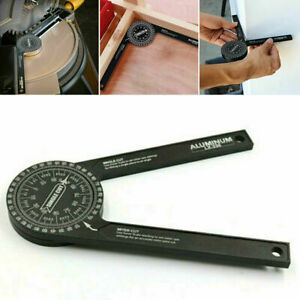 Finder Miter Saw Protractor Angle Finder for Woodworking Angle Measuring Tool US $18.66