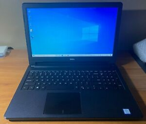 Dell Inspiron 15 5566 HD 15.6quot; Touch Laptop i3 7100u 2.4GHz 8GB RAM 1TB HDD W10