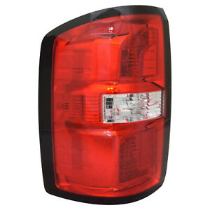 GM2800281 New Replacement Driver Side Tail Light Assembly NSF $199.24