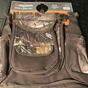 New Game Winner Realtree Camo Game Shell BeltWaist Pack Fanny Pack