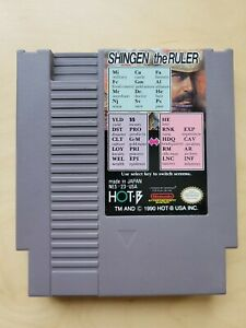 *AUTHENTIC* NES Shingen the Ruler 1990 *CART ONLY*TESTED* $12.99
