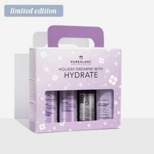 Pureology Hydrate Mini Travel Try Me 2021 Holiday Starter Set $25.99