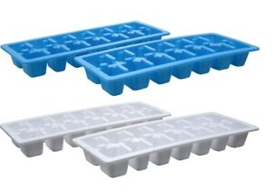 The Home Store Stacking Ice Cube Trays 2 ct. Packs