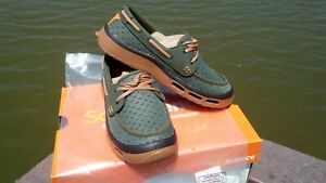 Men#x27;s Soft Science Shoes Fin 2.0 Fishing Boat Shoes Green Shoes size 11