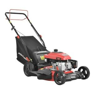 NEW powerSmart 21quot; 3 in 1 170cc Gas Self Propelled Lawn Mower $179.00