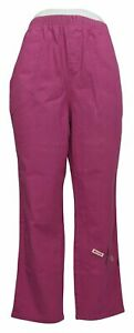 Denim Co. Womens Petite Jeans PL How Timeless 4 Pocket Pull On Pink A262866 $11.99