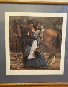 Don StiversThe Promise Sold Out Limited Edition Lithograph Signed 3839 5000 $750.00