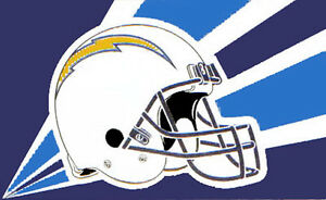 Charger Helmet Football RV Home Camping Trailer flag