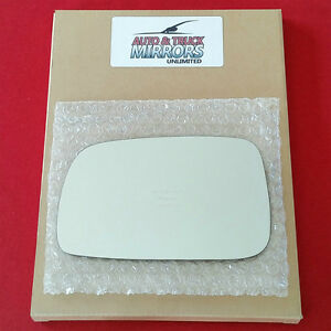 NEW Mirror Glass  07-11 TOYOTA CAMRY USA + SOLARA Driver Side LH **FAST SHIPPING