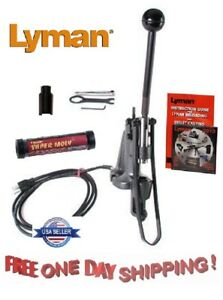 Lyman 4500 Lube Sizer Bullet Sizer and Lubricator with Heater 115 Volt # 2745892