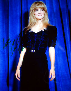 Crystal Bernard signed very lovely 8x10 photo autograph $39.95