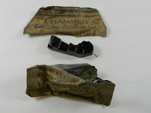US GI WWII M1 CARBINE HAMMER  IN ORIGINAL PACKAGE MARKED
