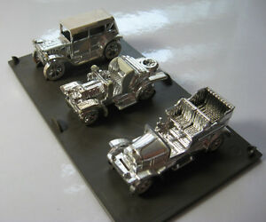 soviet ussr souvenir set of car toy models
