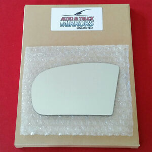 NEW Mirror Glass + ADHESIVE MERCEDES-BENZ C & E CLASS Driver Side - DIM FIT OVER