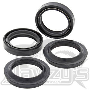 All Balls Racing Fork Seal and Dust Seal Kit 56-132