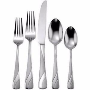 Oneida River Stainless 42 Piece Service for 8 Flatware Set