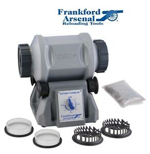 Frankford * Platinum Series Rotary Tumbler 220 volt # 909567 New!