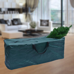 New Heavy Duty Large Christmas Tree Storage Bag Holiday w Handles Up to 8ft Tree $14.35