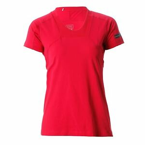 Gore Womens T Shirt Ladies Short Sleeves Scooped Neck Sports Tee Top