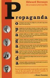 Propaganda by Edward L. Bernays (English) Paperback Book Free Shipping!