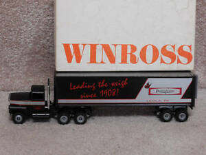 winross truck pa scale leading the weigh