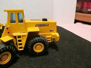 played with joal volvo bm l160 yellow front