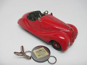 antique examico 4001 toy car